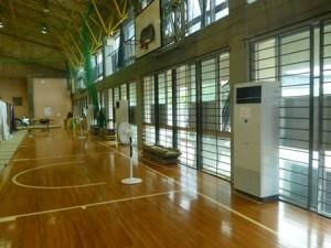 体育館ほか空調設置3