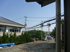 宇土市庁舎仮設工事5