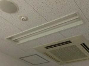 LED照明器具へ交換01